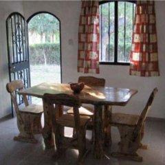 Отель Cabañas del Indio Сан-Рафаэль в номере фото 2