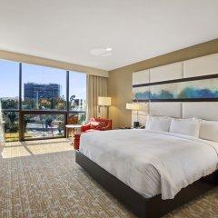 The LA Hotel Downtown комната для гостей фото 5