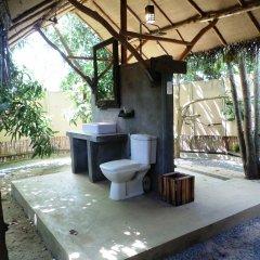 Отель Saraii Village Шри-Ланка, Тиссамахарама - отзывы, цены и фото номеров - забронировать отель Saraii Village онлайн ванная