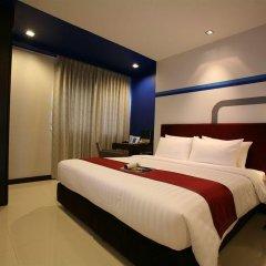 FX Hotel Metrolink Makkasan комната для гостей фото 3