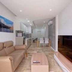 Отель Modern 2 Bedroom Apartment in St Julians Мальта, Сан Джулианс - отзывы, цены и фото номеров - забронировать отель Modern 2 Bedroom Apartment in St Julians онлайн комната для гостей