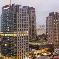 Отель InterContinental Residences Saigon городской автобус