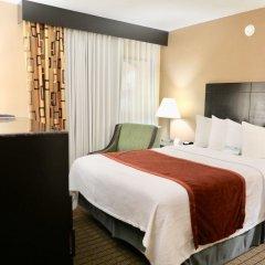 Отель Days Inn by Wyndham Hollywood Near Universal Studios комната для гостей