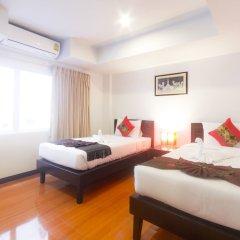 Отель Silver Resortel комната для гостей фото 13