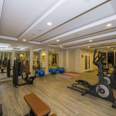 Отель Palm World Resort & Spa Side - All Inclusive Сиде фитнесс-зал фото 2