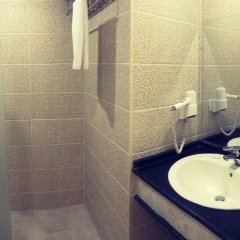 Отель Sunset Hotel Иордания, Вади-Муса - отзывы, цены и фото номеров - забронировать отель Sunset Hotel онлайн ванная