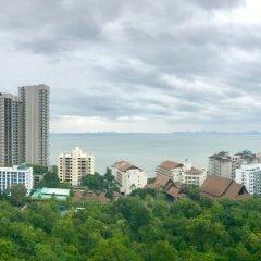 Апартаменты R-Con Wongamat Паттайя пляж фото 2