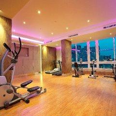 Intimate Hotel Паттайя фитнесс-зал фото 4