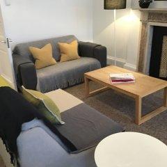 Апартаменты Gower Street Apartments Лондон комната для гостей фото 5