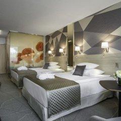 Ensana Thermal Margitsziget Health Spa Hotel Будапешт комната для гостей фото 4