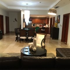 Апартаменты Luxury Cap Cana Apartment гостиничный бар