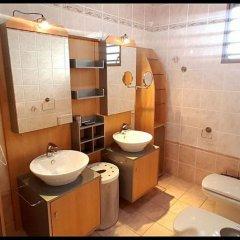 Отель Villa Oramarama - Moorea Французская Полинезия, Папеэте - отзывы, цены и фото номеров - забронировать отель Villa Oramarama - Moorea онлайн ванная