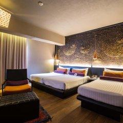 Siam@Siam Design Hotel Bangkok 4* Стандартный номер с различными типами кроватей фото 20
