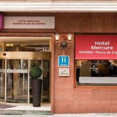 Mercure Madrid Plaza De Espana Hotel банкомат