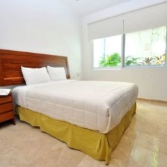 Отель La Papaya Plus 201 by Vimex Мексика, Плая-дель-Кармен - отзывы, цены и фото номеров - забронировать отель La Papaya Plus 201 by Vimex онлайн комната для гостей фото 2