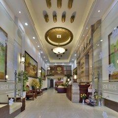 Golden Rice Hotel интерьер отеля фото 2