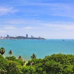Отель Wong Amat Tower Apt.909 Паттайя пляж