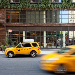 Отель 1 Hotel Central Park США, Нью-Йорк - отзывы, цены и фото номеров - забронировать отель 1 Hotel Central Park онлайн городской автобус