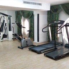 Отель Royal Crown Suites Шарджа фитнесс-зал фото 3