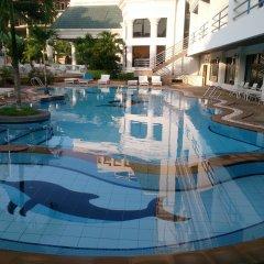Camelot Hotel Pattaya Паттайя бассейн