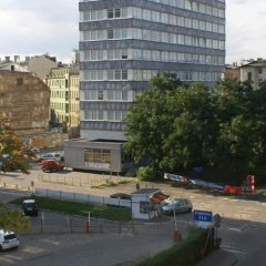 Отель Tenement House Познань балкон