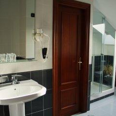 Hotel La Boriza ванная