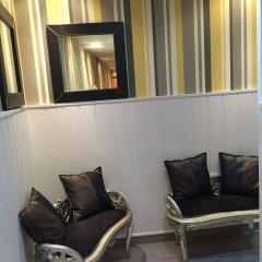 Отель Hostal Oxum интерьер отеля