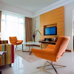 Отель Fraser Place Kuala Lumpur Малайзия, Куала-Лумпур - 2 отзыва об отеле, цены и фото номеров - забронировать отель Fraser Place Kuala Lumpur онлайн комната для гостей фото 4