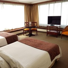 Torre De Cali Plaza Hotel комната для гостей