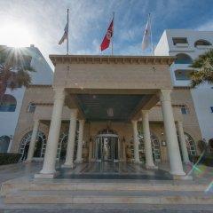 Отель Regency Hotel and Spa Тунис, Монастир - отзывы, цены и фото номеров - забронировать отель Regency Hotel and Spa онлайн вид на фасад