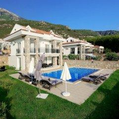 Orka Golden Heights Villas Турция, Олудениз - отзывы, цены и фото номеров - забронировать отель Orka Golden Heights Villas онлайн бассейн фото 3