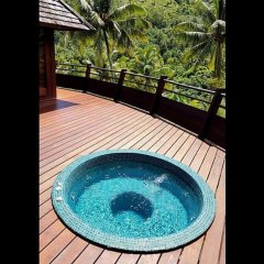 Отель Villa Te Ata - Moorea бассейн