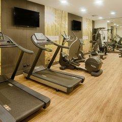 Отель NH Collection Milano President фитнесс-зал