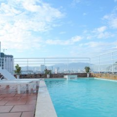 Отель Memory Hotel Nha Trang Вьетнам, Нячанг - отзывы, цены и фото номеров - забронировать отель Memory Hotel Nha Trang онлайн бассейн