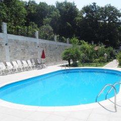 Отель Maini Черногория, Будва - отзывы, цены и фото номеров - забронировать отель Maini онлайн бассейн фото 2