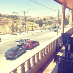 Отель Sunset Hotel Иордания, Вади-Муса - отзывы, цены и фото номеров - забронировать отель Sunset Hotel онлайн балкон