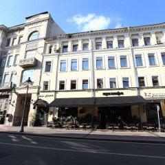 Гостиница Чайковский вид на фасад фото 3