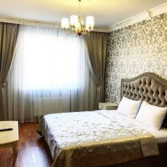 Гостиница Golden Villa в Краснодаре 1 отзыв об отеле, цены и фото номеров - забронировать гостиницу Golden Villa онлайн Краснодар комната для гостей фото 3