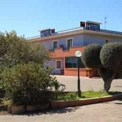 Hotel Nautico Pozzallo Поццалло вид на фасад