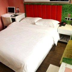 Отель Yi Lai Hotel Xian North Ming City Wall Китай, Сиань - отзывы, цены и фото номеров - забронировать отель Yi Lai Hotel Xian North Ming City Wall онлайн комната для гостей фото 4