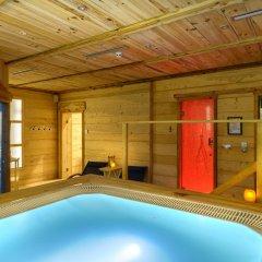 Отель Viñas De Lárrede Сабиньяниго бассейн фото 2