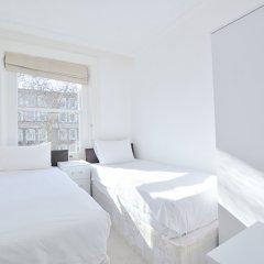 Апартаменты 15 Beaufort Gardens Apartments Лондон комната для гостей