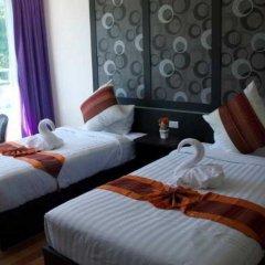 The Sand Beach Hotel Pattaya комната для гостей