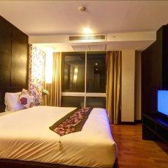 Отель Kris Residence Патонг комната для гостей фото 3