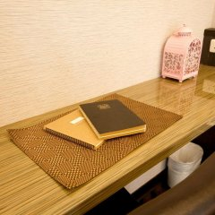 Ecfa Hotel-Ximen Red House Branch удобства в номере фото 2
