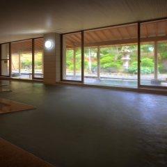 Отель Yumeminoyado Kansyokan Синдзё фитнесс-зал