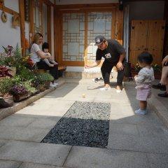 Отель Dowonjeong Healing House Южная Корея, Сеул - отзывы, цены и фото номеров - забронировать отель Dowonjeong Healing House онлайн фитнесс-зал фото 2