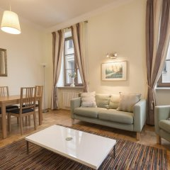 Апартаменты P&O Podwale Apartments комната для гостей фото 4