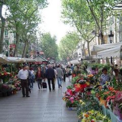 Holidaysbcn Hostel Барселона помещение для мероприятий