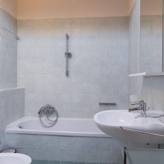 Отель Residence Ca' dei Dogi Италия, Мартеллаго - отзывы, цены и фото номеров - забронировать отель Residence Ca' dei Dogi онлайн ванная